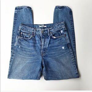 GRLFRND Karolina High Rise Skinny Jeans Size 27